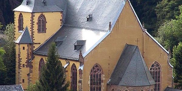 Schlosskirche Schleiden