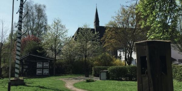 Förder-Platz in Lennestadt-Grevenbrück