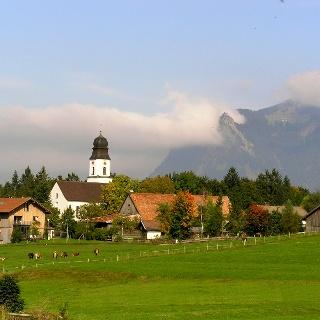 Ofterschwang in the Allgäu