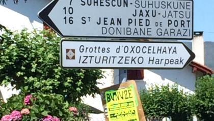 Tag 1: Strassenetappe im Baskenland