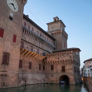 Burg Ferrara