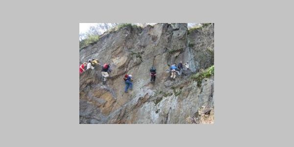 Mittelrhein Klettersteig