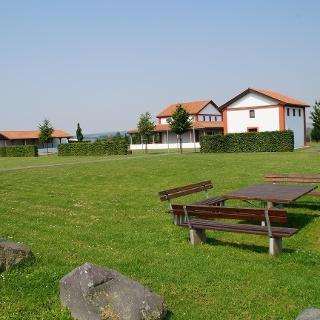 Tempelanlage Martberg