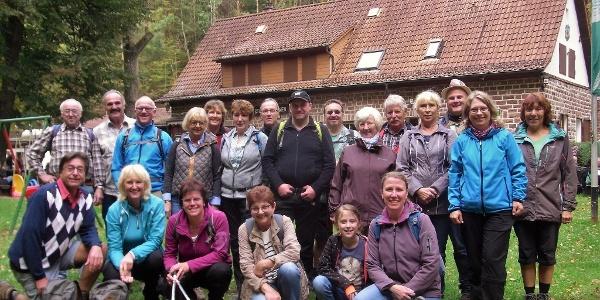 Wandergruppe PWV Insheim