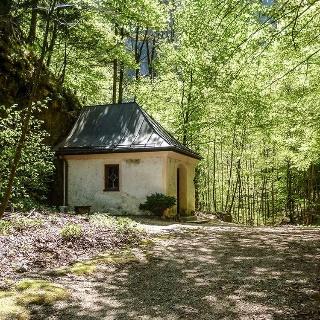 Die Anrtoniberg Kapelle
