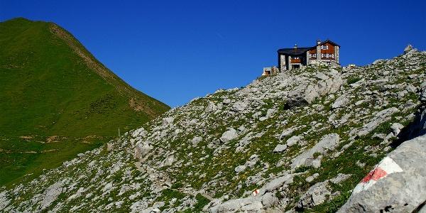 Carschinahütte.