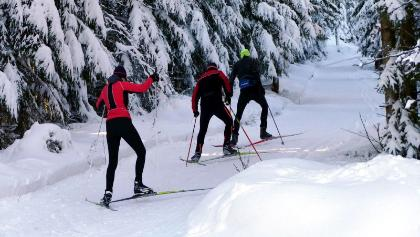 Langlaufloipe Rueckershausen Skating