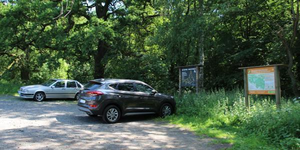 Wanderparkplatz Firnsbachtal