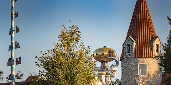 Abensberger Turm-Panorama