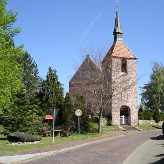 Kirche Etzel und Albertus Seba Platz