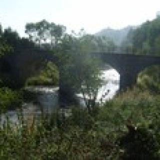 Ederbrücke in Beddelhausen