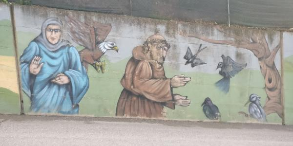 Valfabbrica - Auf den Spuren des Franziskus