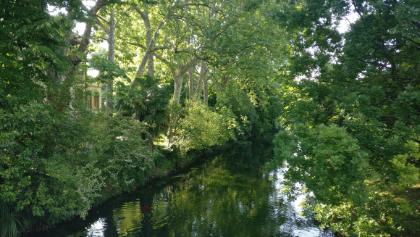 Treviso - Kanal um die Innenstadt