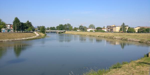 Padova - Fiume Bacchiglione
