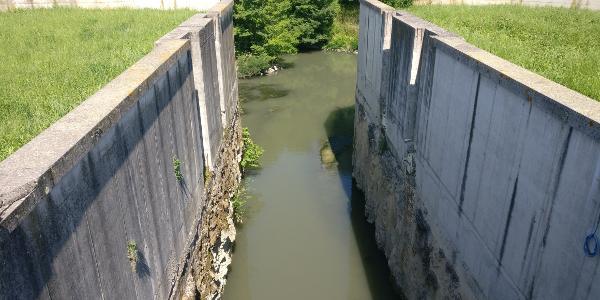 Battaglia Terme - Schleusenanlagen