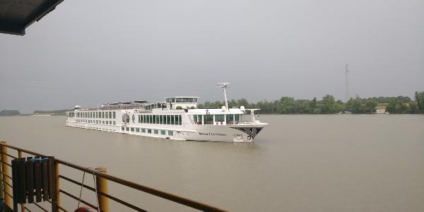 Polesella - Flusskreuzfahrt auf dem Po