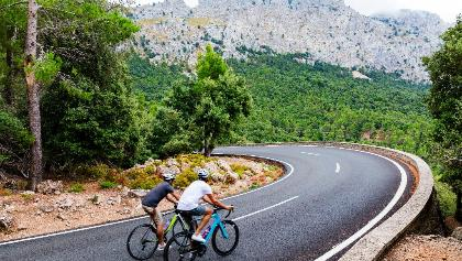Mallorca cycling