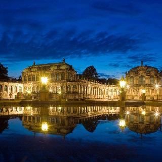 Der Zwinger Dresden