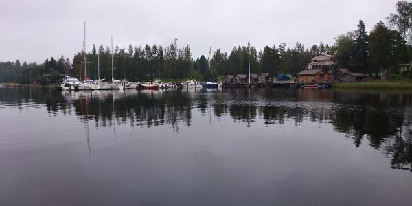 Långön uimaranta, Öja, Kokkola