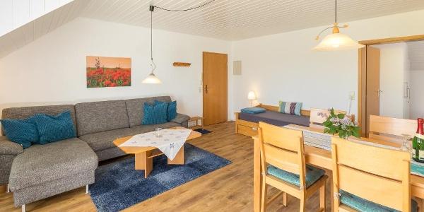 Wohn- Eßbereich Wohnung 1