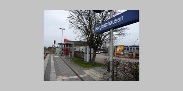 Bahnhof Borgholzhausen