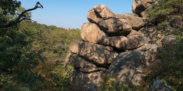 Pandúr-kő, a legnagyobb pákozdi ingókő