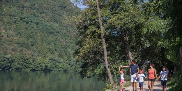 Passeggiata Lago di Levico