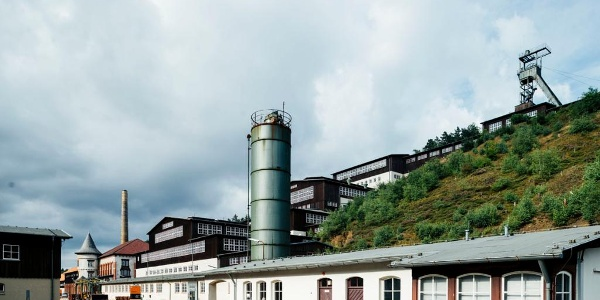 Weltkulturerbe Rammelsberg (Museum & Besucherbergwerk) / UNESCO World Heritage The Rammelsberg (Mine and museum), (1936), Architekten / architects: Fritz Schupp, Martin Kremmer