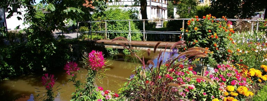 Brücke in Salem-Mimmenhausen