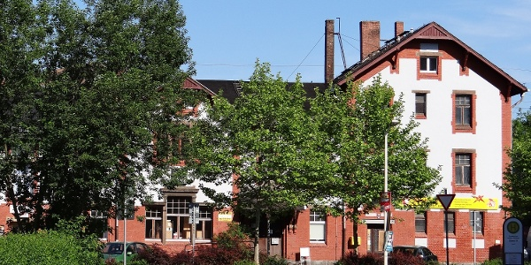 Bahnhof Deuben