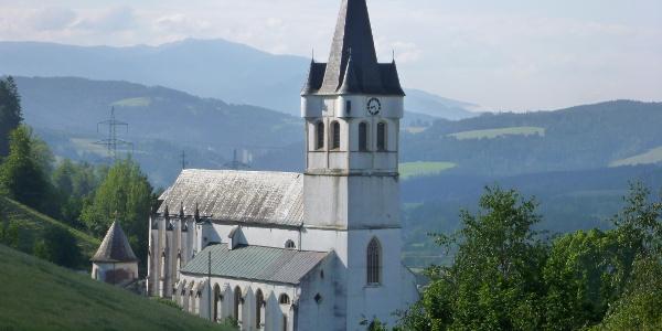 Bad St. Leonhard - Leonardikirche