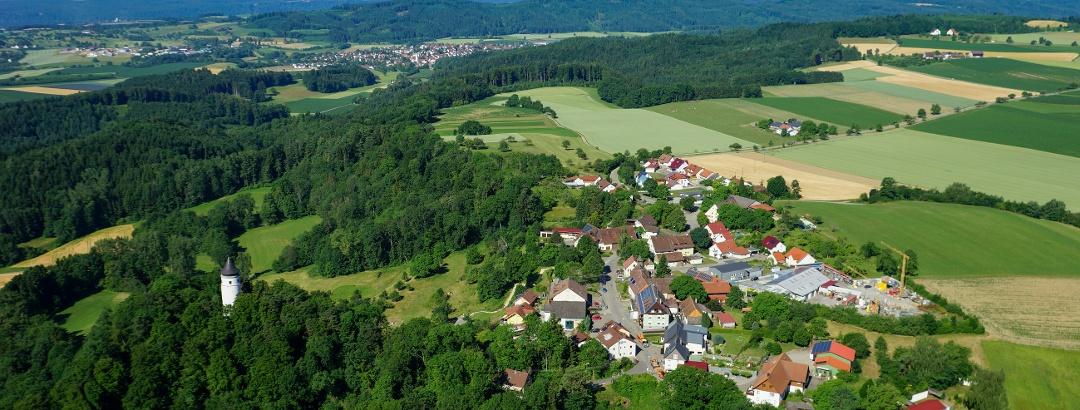 Ort Hohenbodman