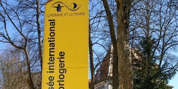 Internationales Uhrenmuseum La Chaux-de-Fonds.