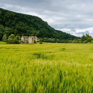 Menzies Castle, Weem