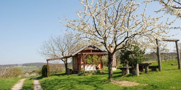 Hütte bei Kraichtal-Oberöwisheim