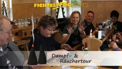 SDG Fichtelbergbahn - Dampf- & Räuchertour
