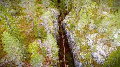Orinoro Hiking Trail