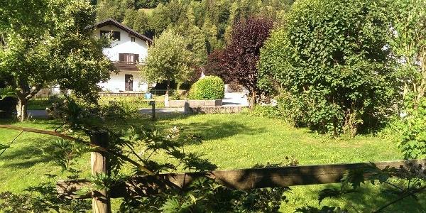 Chalet Rauscher Sommergarten