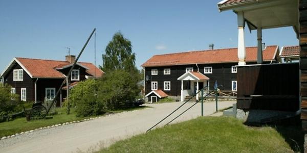Wärdshuset Knoppergården, Ytterhogdal vid Helgonleden