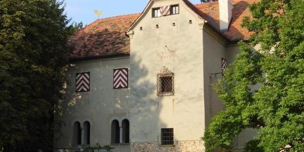 Ansicht Schloss Tausendlust heute