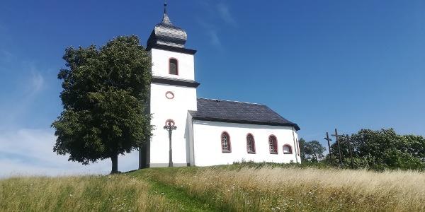 Santa-Klara-Kapelle in Heinersgrün