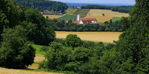 Kloster Mariastein.