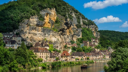 Dordogne:Highlights im Périgord Noir