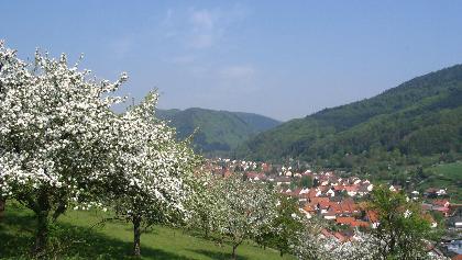 Eußerthal im Frühling