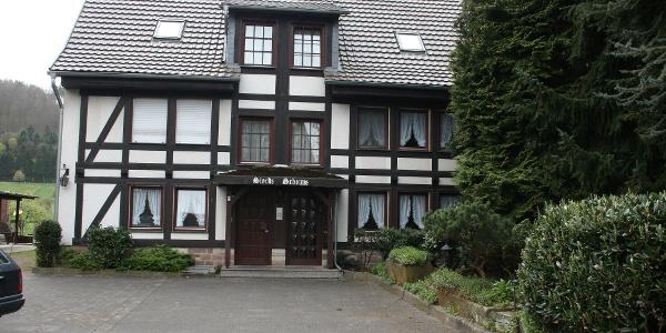 Ferienhaus Siecks Scheune in Bodenfelde-Wahmbeck