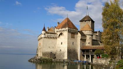 Schloss Chillon.