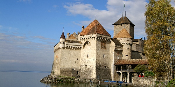 Schloss Chillon.