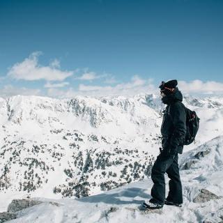 Skitour Kesselspitze Obertauern 2361m