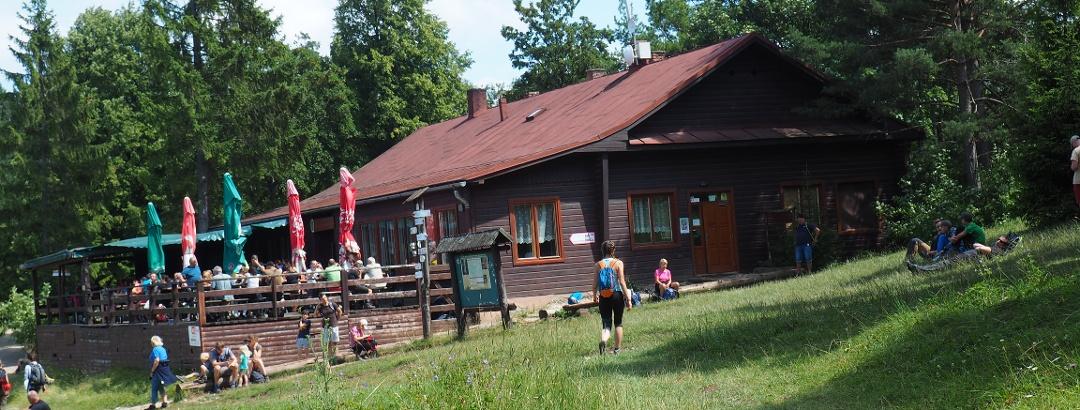 Kláštorisko mountain hut