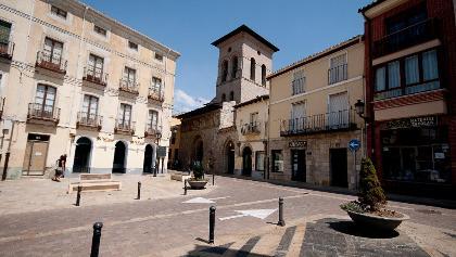 Carrion: Plaza Mayor